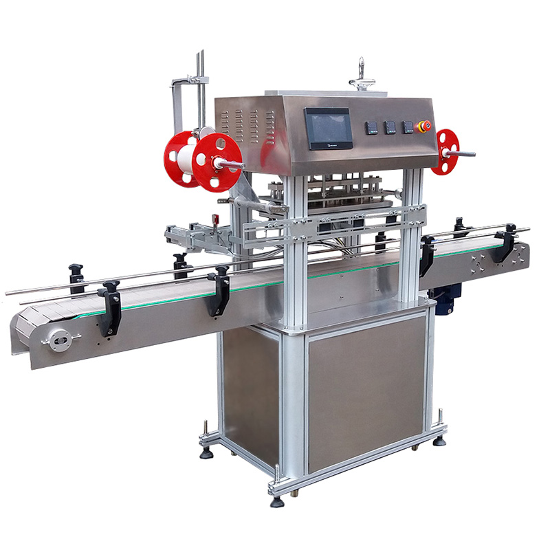 jar sealing machine