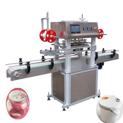 plastic bottle sealing machine supplier