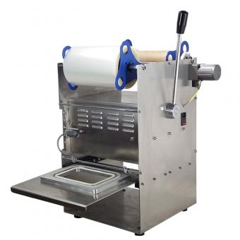 food tray sealing machine design