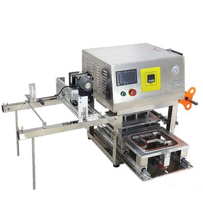 lunchbox sealing machine with date printer