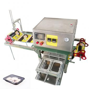 plastic tray sealer machine supplier