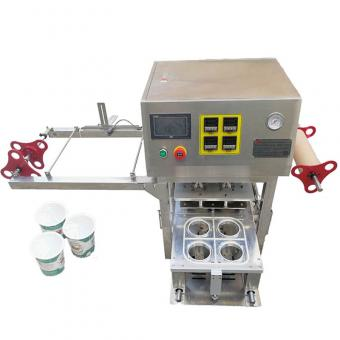 paper cup sealing machine