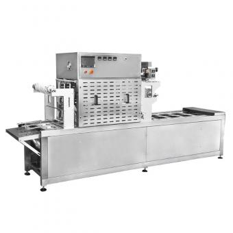 vegetable tray packing machine manufacturer